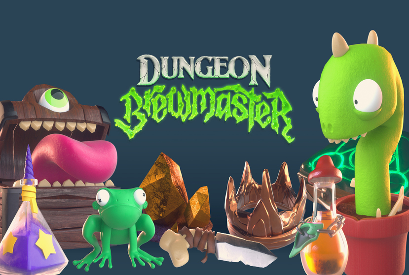 Dungeon Brewmaster Repack-Games