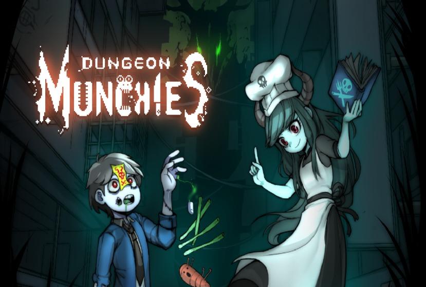 Dungeon Munchies Repack-Games