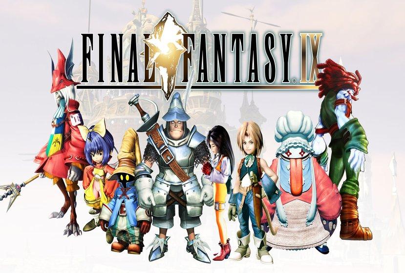 FINAL FANTASY IX Repack-Games
