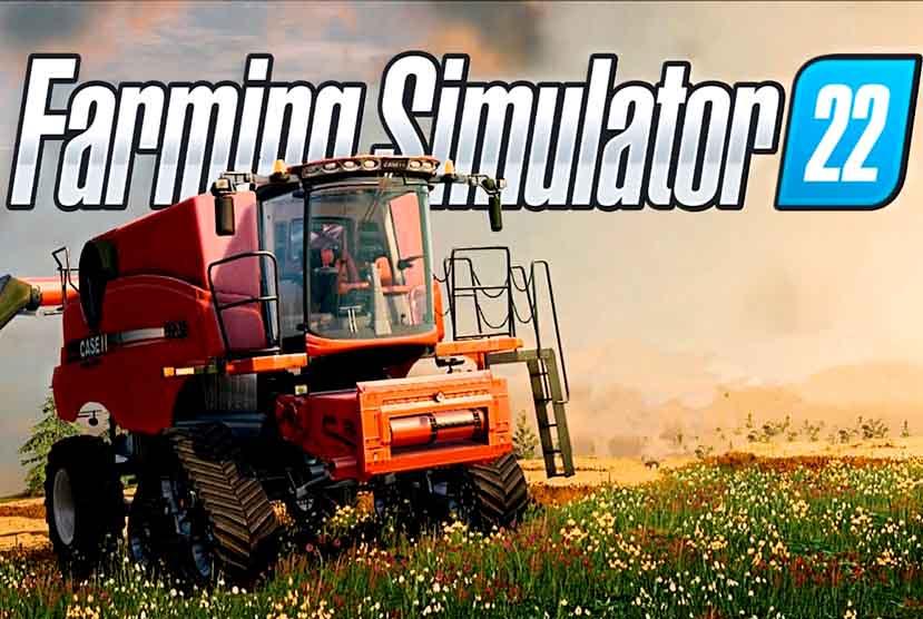 Farming Simulator 22 Free Download Torrent Repack-Games