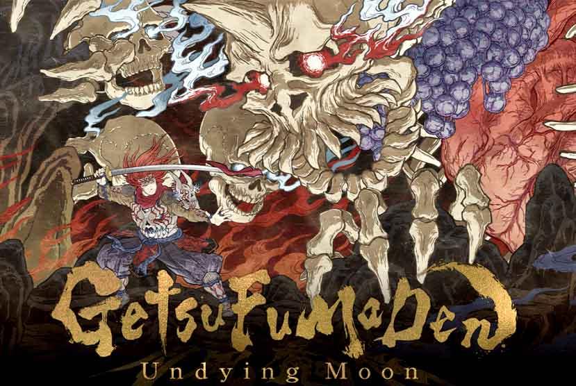 GetsuFumaDen Undying Moon Free Download Torrent Repack-Games