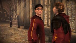 Harry Potter and The Half Blood Prince PC Free Download Crack Repack-Games