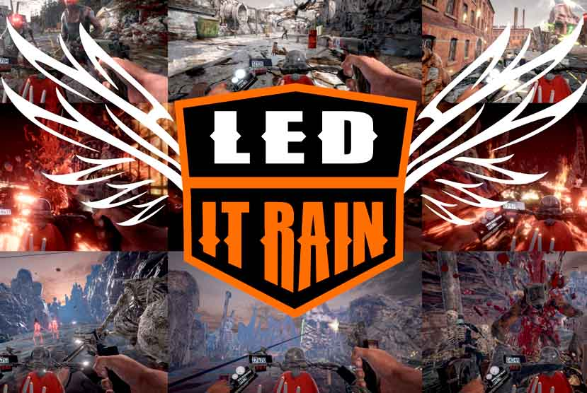 Led It Rain Free Download Pre-Installed Repack-Games