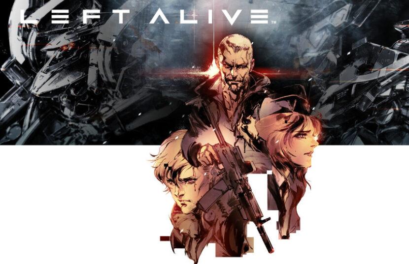 Lef Alive Pre-Installed Game