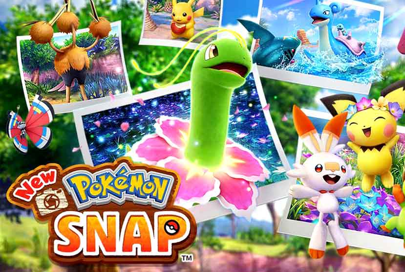 New Pokémon Snap Free Download Torrent Repack-Games