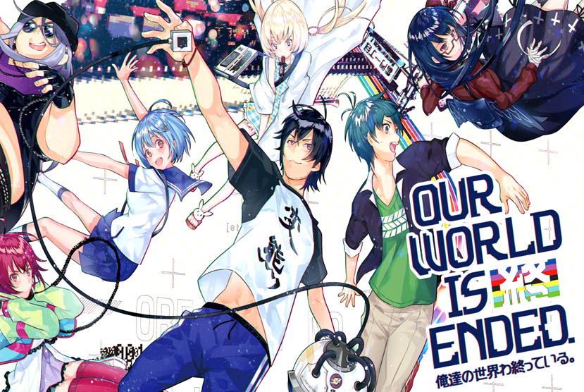 Our World Is Ended Free Download Torrent Repack-Games