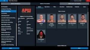 Pro Wrestling Sim Free Download Repack-Games
