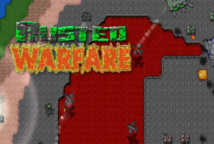 Rusted Warfare - RTS Repack-Games