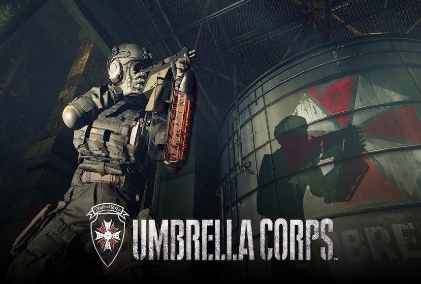 Umbrella Corps Repack-Games