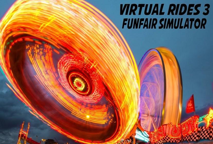 Virtual Rides 3 - Funfair Simulator Repack-Games