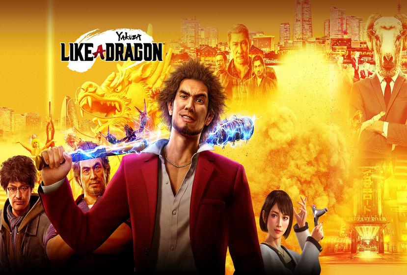 Yakuza: Like a Dragon Repack-Games