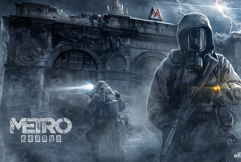 metro exodus Repack-Games