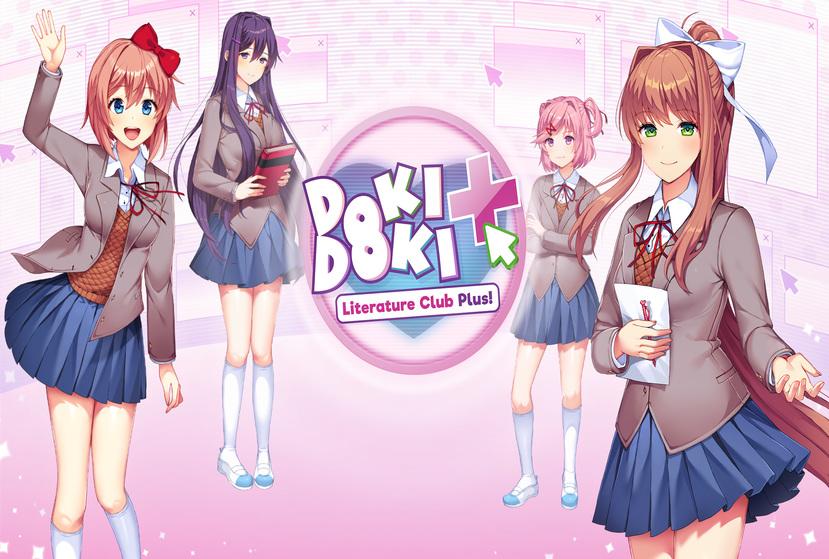 Doki Doki Literature Club Plus! Repack-Games