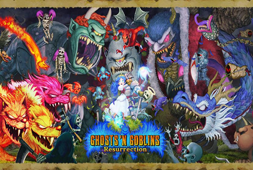 Ghosts 'n Goblins Resurrection Repack-Games
