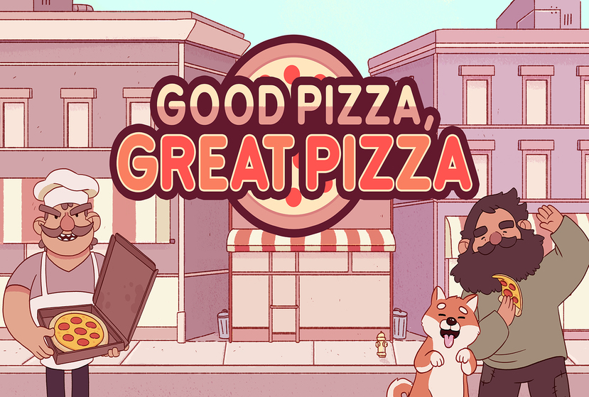 Good Pizza, Great Pizza Repack-Games