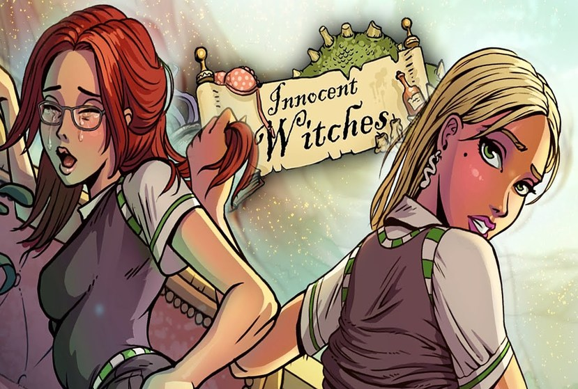 Innocent Witches Repack-Games
