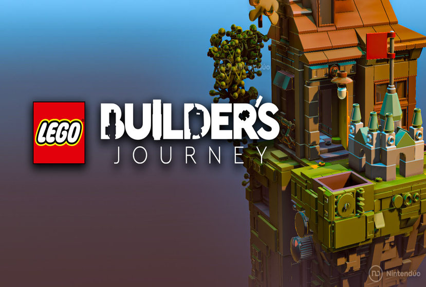 LEGO Builder's Journey Repack-Games