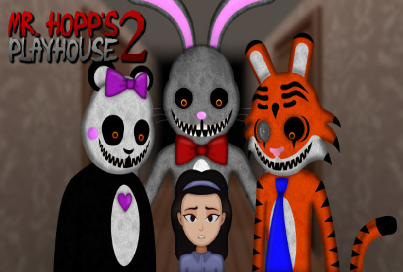 Mr. Hopp's Playhouse 2 Repack-Games