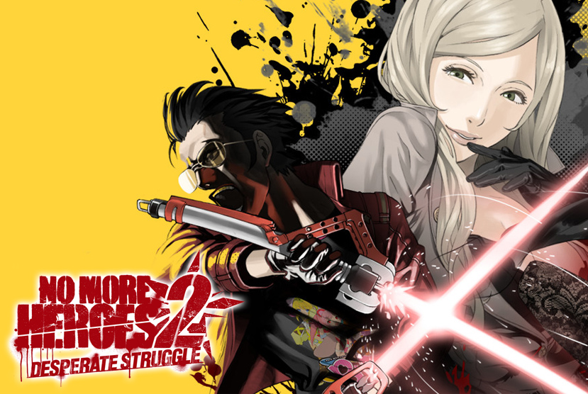 No More Heroes 2 Desperate Struggle Download