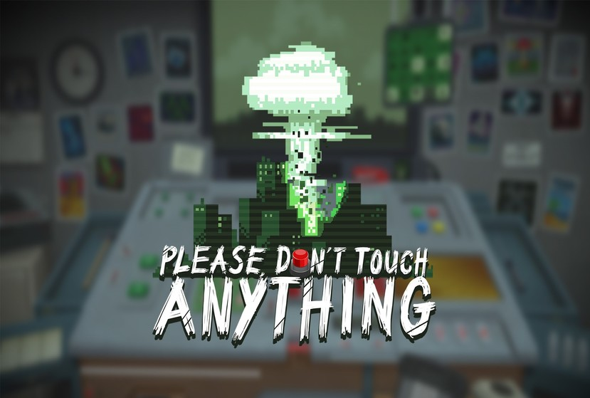 Please, Don't Touch Anything Repack-Games