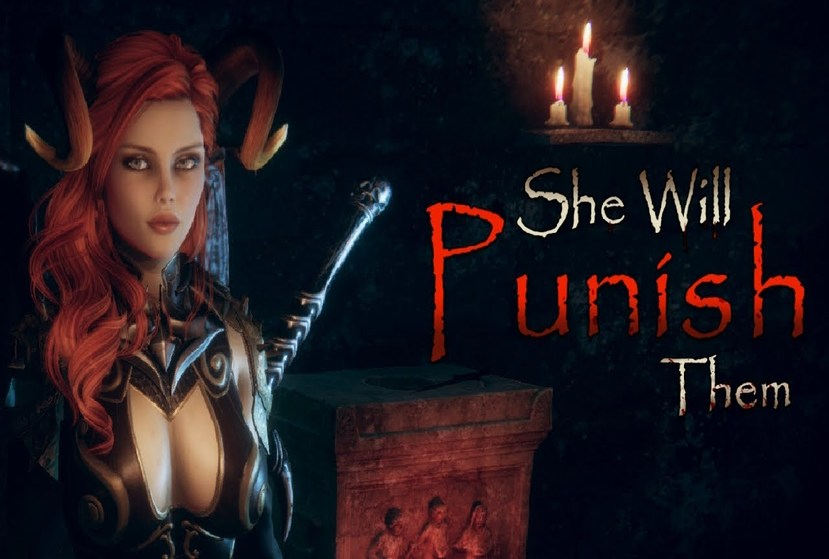 She Will Punish Them Repack-Games