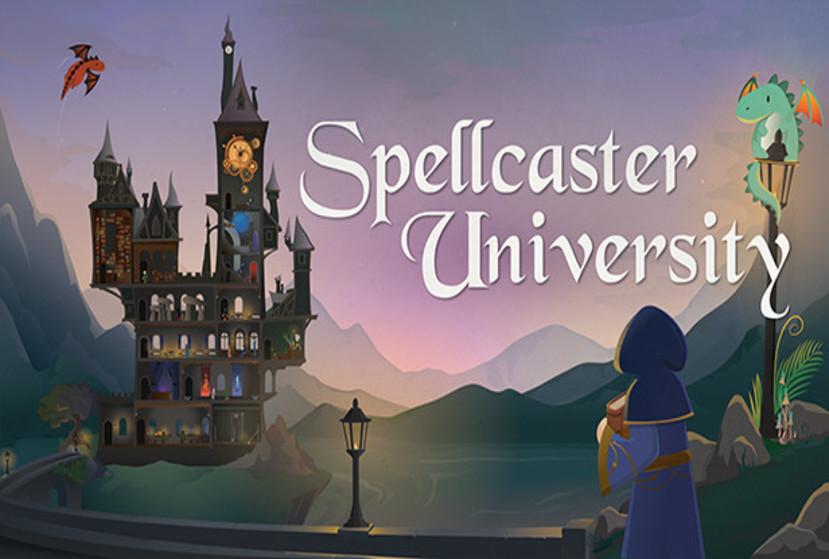 Spellcaster University Repack-Games