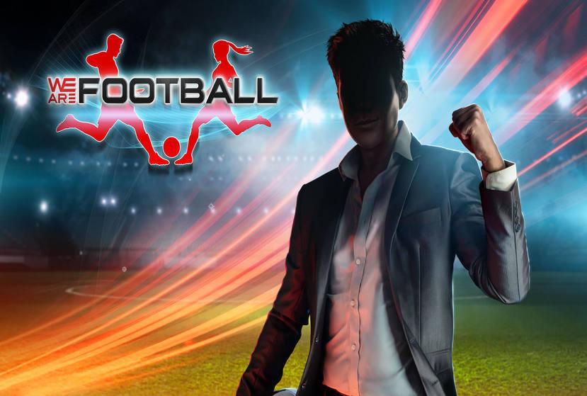 WE ARE FOOTBALL Repack-Games