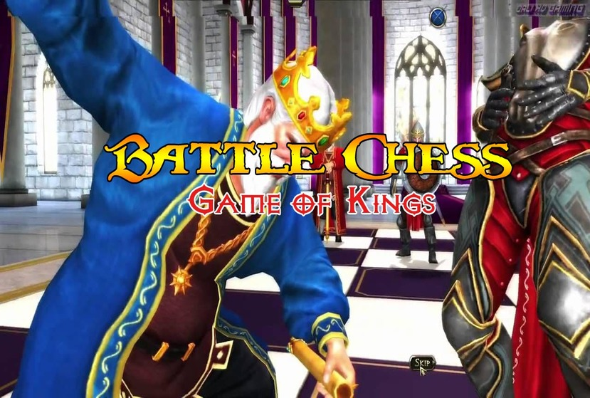 Battle Chess: Game of Kings Repack-Games