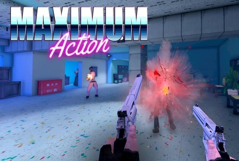 Maximum Action Repack-Games