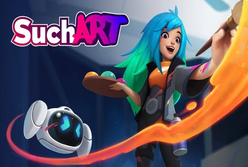 SuchArt: Genius Artist Simulator Repack-Games