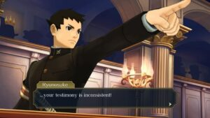 The Great Ace Attorney Chronicles Free Download Repack-Games