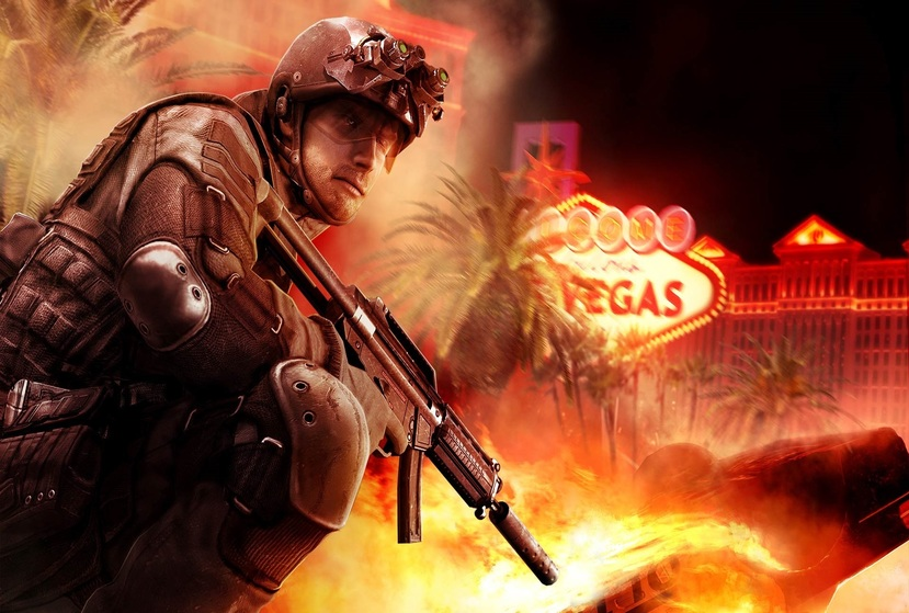 Tom Clancy's Rainbow Six Vegas Collection Repack-Games