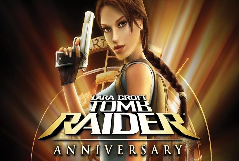 Tomb Raider: Anniversary Repack-Games
