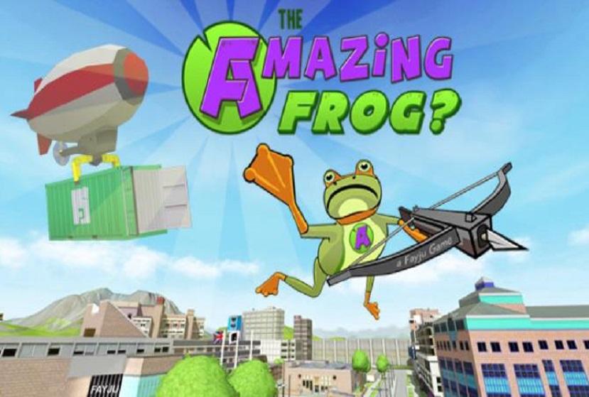 Amazing Frog Repack-Games