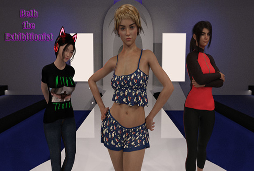 Beth the Exhibitionist Repack-Games