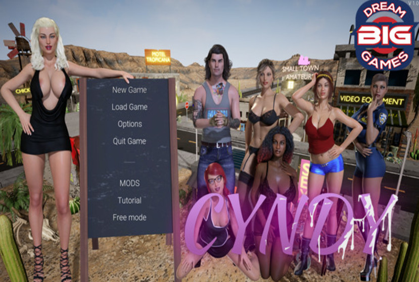Cyndy Repack-Games