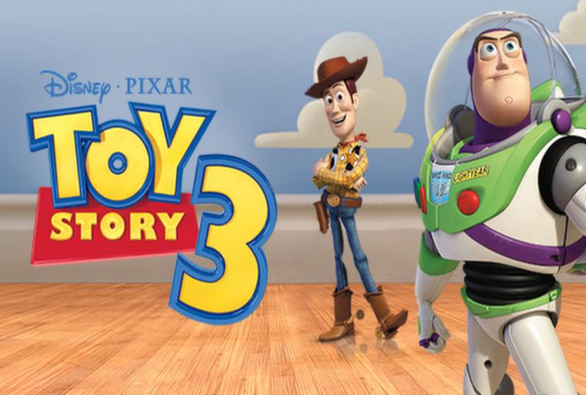 Disney Pixar Toy Story 3: The Video Game Repack-Games