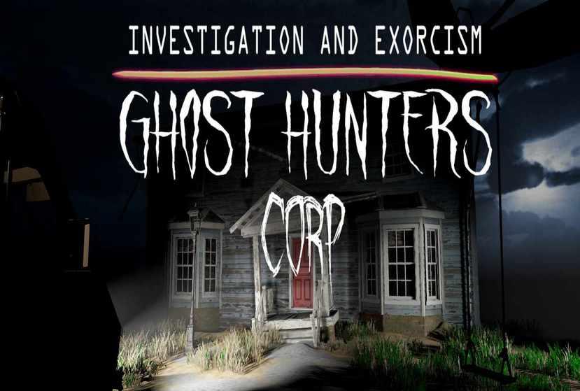 Ghost Hunters Corp Repack-Games