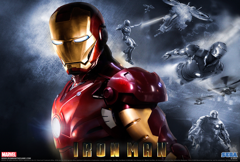 Iron Man Repack-Games