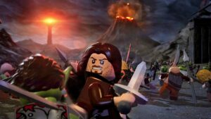LEGO The Lord of the Rings Free Download Repack-Games