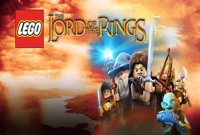 LEGO The Lord of the Rings Repack-Games