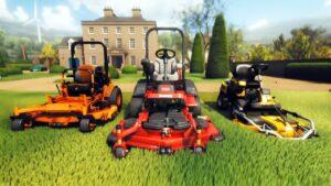 Lawn Mowing Simulator Free Download Repack-Games