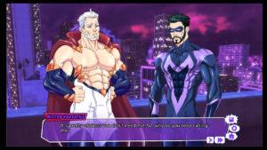 Mister Versatile: A Gay Superhero Visual Novel Free Download Repack-Games