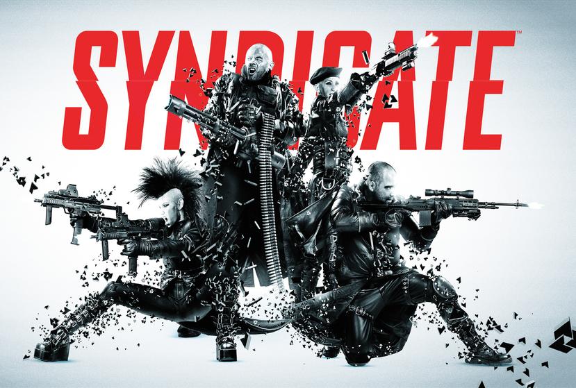 Syndicate Repack-Games