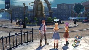 The Legend of Heroes Hajimari no Kiseki Free Steam
