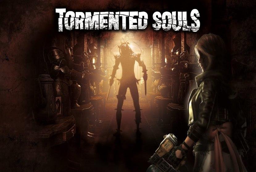 Tormented Souls Repack-Games