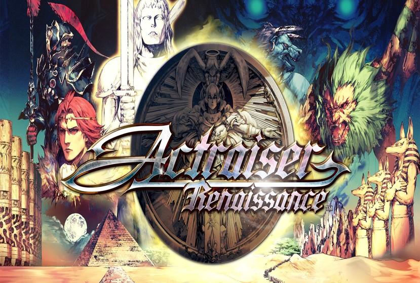Actraiser Renaissance Repack-Games