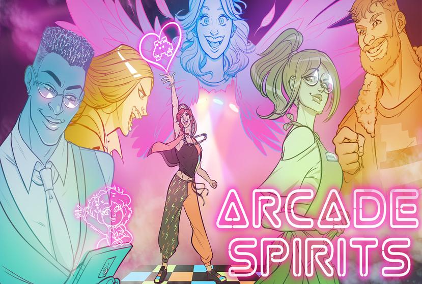 Arcade Spirits Repack-Games