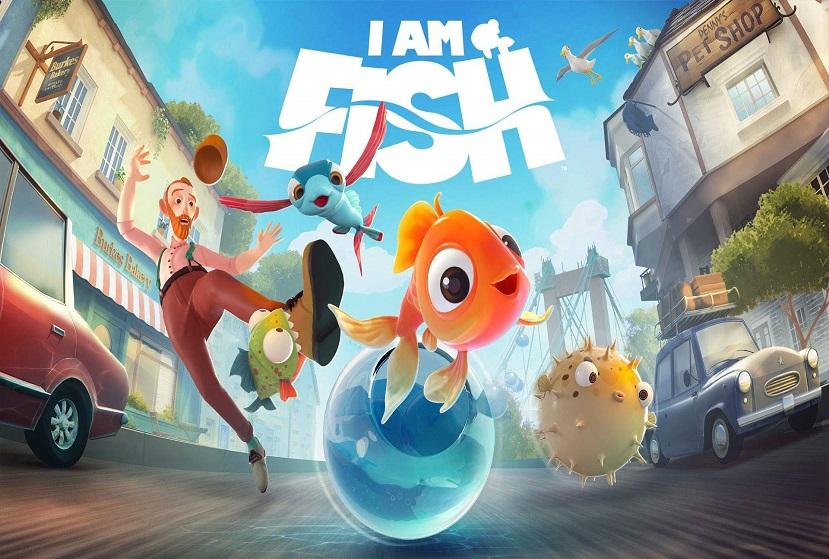 I am Fish Repack-Games