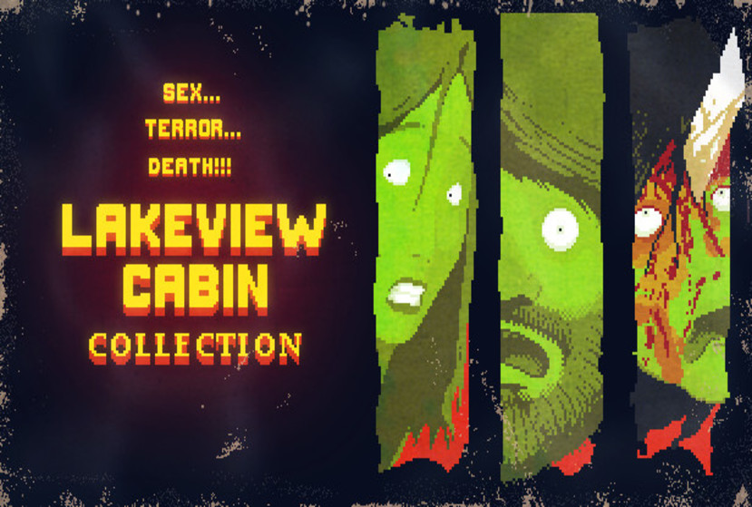 Lakeview Cabin Collection Repack-Games